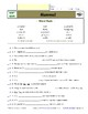 Differentiated Worksheet, Quiz, Ans for Eyewitness * - Mammal