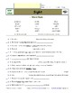 Differentiated Worksheet, Quiz, Ans for Eyewitness * - Sight