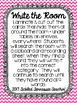 Differentiated Write the Room - Easter Themed