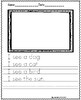 Differentiated Writing Packet