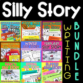 Differentiated Writing Prompt BUNDLE | Special Education a