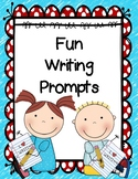 Differentiated Writing Prompts - Spiders, Super Hero, Pets