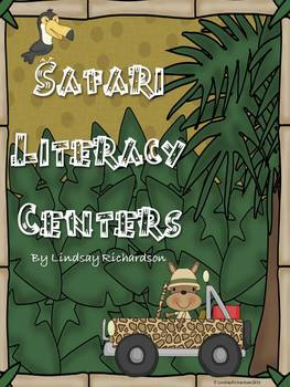 Literacy Centers (Differentiated and Common-Core Aligned!)