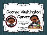Black History Month ~ George Washington Carver ~ Differentiated Activities