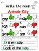 Differentiated   ap Word family Write the Room