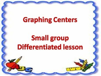 Differentiated graphing activity