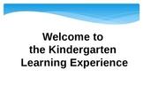Differentiated teaching in Kindergarten