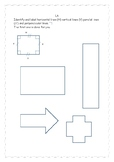 Differentiated worksheets to identify types of lines
