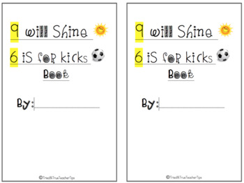 Differentiating 6 and 9 Book