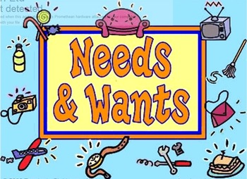 Differentiating Between Wants and Needs