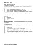 Differentiating Landforms- Stations & Flipbook Lesson Plan