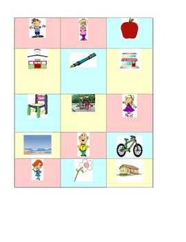 Differentiating People, Object, Things using Who, What, Where