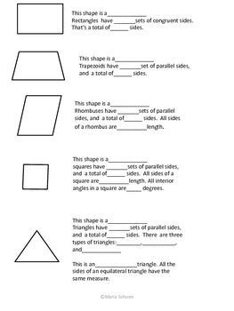 Differentiating Perimeter and Area: Scaffolded Notes and Stories