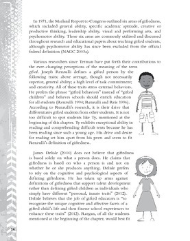 Differentiating the Curriculum for Gifted Learners 2nd Edition (eBook)