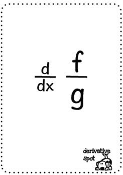 Derivative Rules