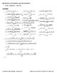 Differentiation II – Quotient Rule