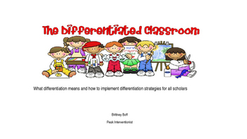 Differentiation PD
