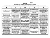 Differentiation / RtI Activity