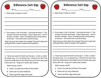 Differentiation to the Core-Inferencing