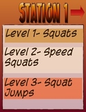 Differentiated Fitness Circuit Cards