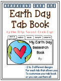 Differientated Earth Day Tab Book