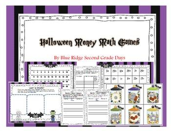 Differientated Halloween Money Games