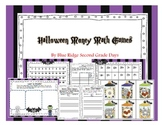 Differientated Halloween Money Games