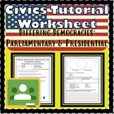 Differing Democracies: Parliamentary & Presidential System