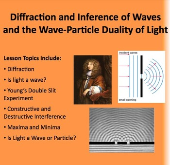 Diffraction and interference of waves - A Physics PowerPoi