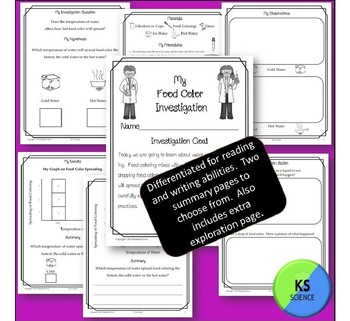 You can have students write down in their science journals what ...