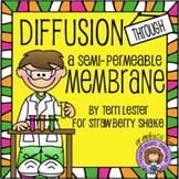 Diffusion Through a Semi-Permeable Membrane: Using Indicators to Investigate