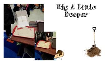 Dig A Little Deeper (An Engineering Soil STEM Activity) 1st-5th Grades