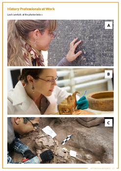 Dig! Archaeology at Work Resource Bundle
