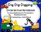 Dig Dig Digging Interactive Notebook Journal