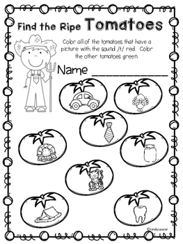 Dig Dig Digging, Kindergarten, Unit 1, Week 6, Centers and Printables