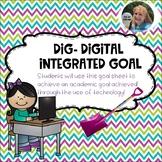 Dig Goal Activity