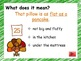 Dig In! Food Figurative Language PowerPoint Game