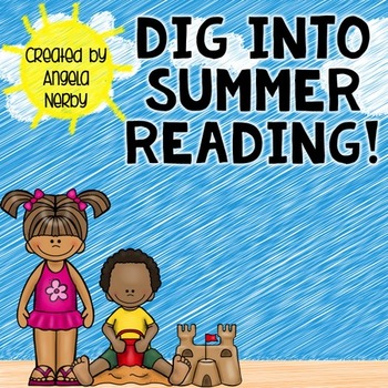 Dig Into Summer Reading: Goal Setting and Reading Program