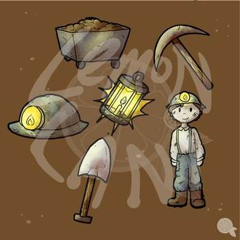 Dig It Series One: Old Mining