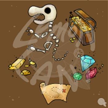 Dig It Series Three: Treasures