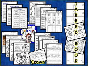Dig into Digraphs Series ~ KN