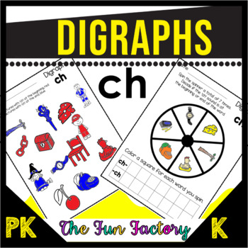 Digraphs  ~ Ch