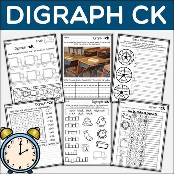 Digraph -CK