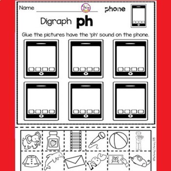 Digraphs  ~ Ph