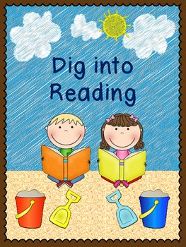 Dig into Reading - ELA Center Activities for the Primary C