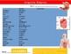 Digestion Anagrams Puzzle Science Biology Starter Keywords Activity Homework