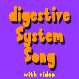 Digestive System Song (and music video)