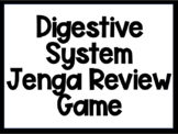 Digestive/Excretory System Jenga Review Questions