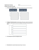 Digestive System A&P worksheet for college A&P with key ma