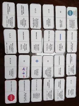 Digestive System ~DOMINO REVIEW~ 24 Cards + Answer Sheets + Key- ANATOMY